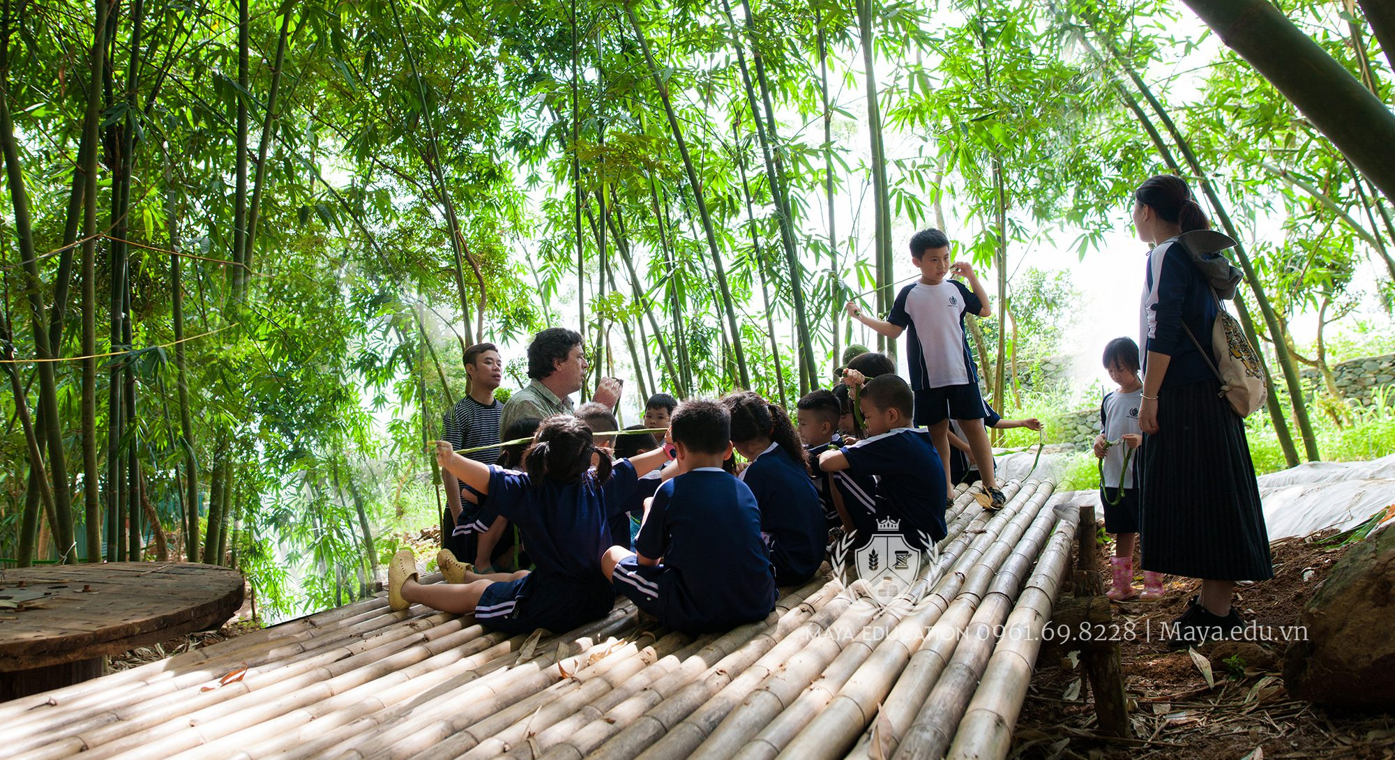 Lợi ích của việc học tập bên ngoài lớp học