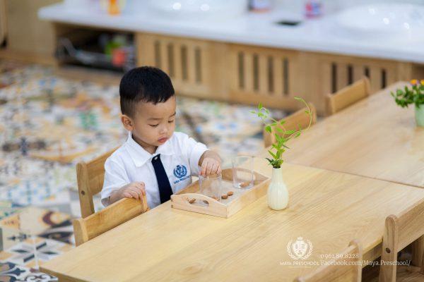 Kỷ luật trong lớp học Montessori (Phần 2/2)
