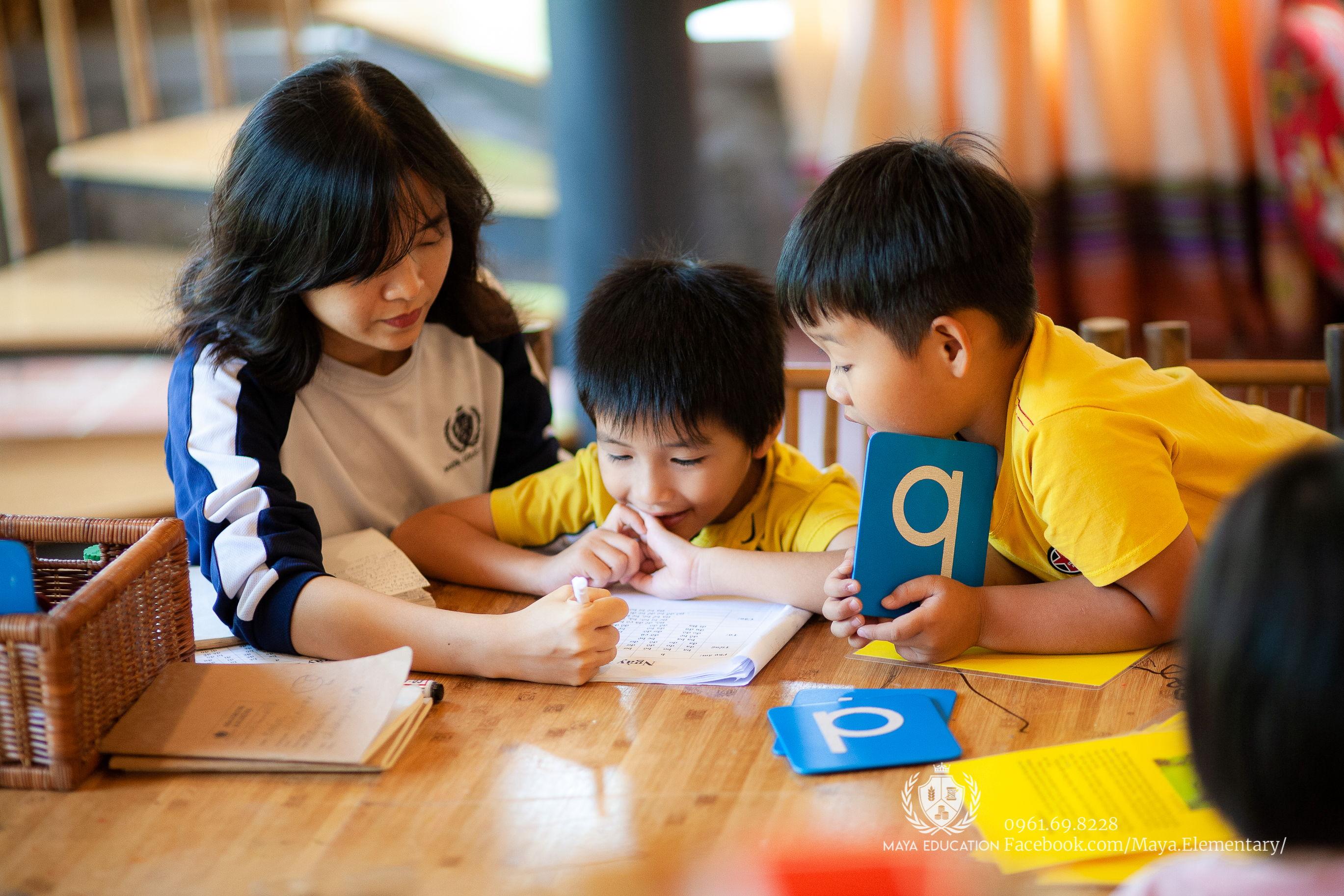 Kỷ luật trong lớp học Montessori (Phần 1/2)