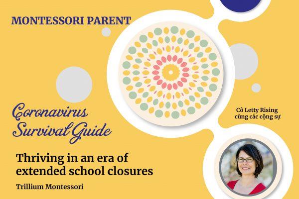 Tài liệu hướng dẫn cha mẹ có con 6-12 tuổi trong thời gian trường học đóng cửa vì Coronavirus